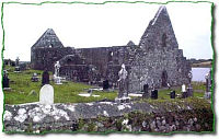Urlaur Abbey in Kilkelly, County Mayo