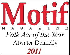 2011 Motif Magazine Folk Act of the Year